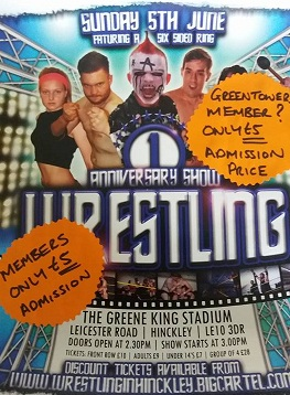 Wrestling Hinckley