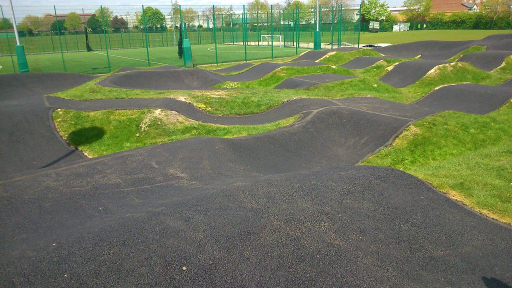 bmx Track Day 4 Finished