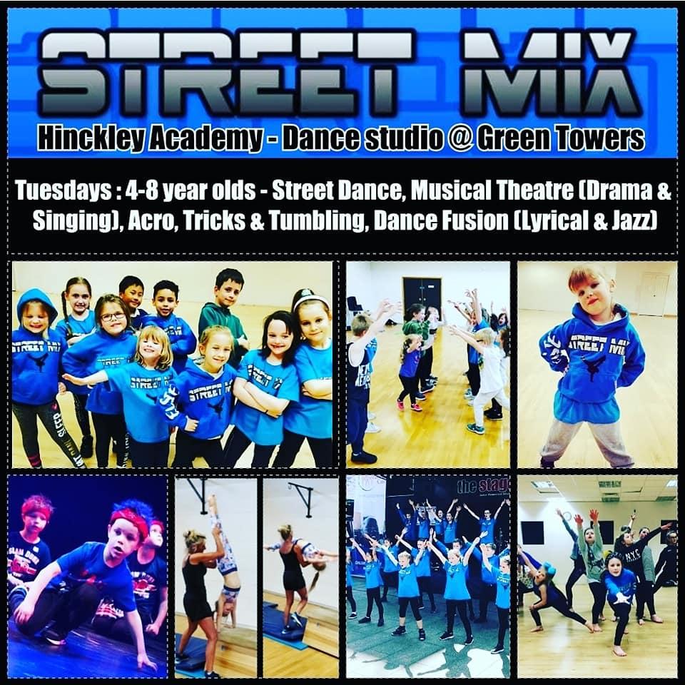 Street Mix 2018